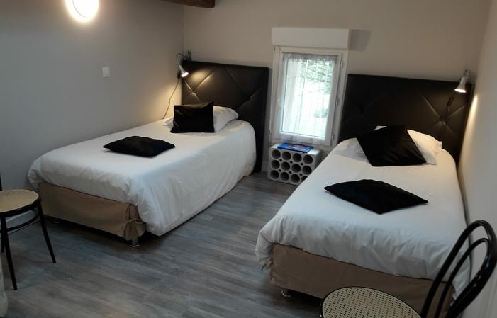 蒙蒂尼亚克城堡的梅卢辛客房 €70.00