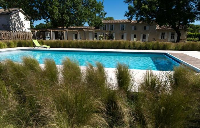 Château Mayne-Lalande, camera doppia sul giardino  160,00€