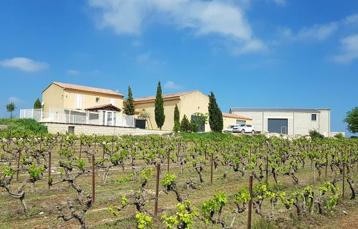 Gite les Garrigues in cantina 90,00 €