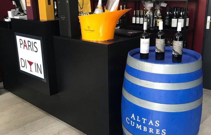 Cata de vinos en la bodega Paris Divin 29,00€