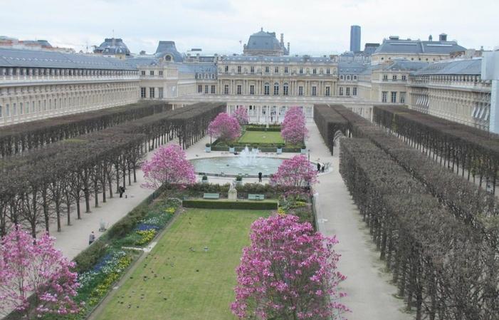 Dégustation au Palais Royal 30,00€