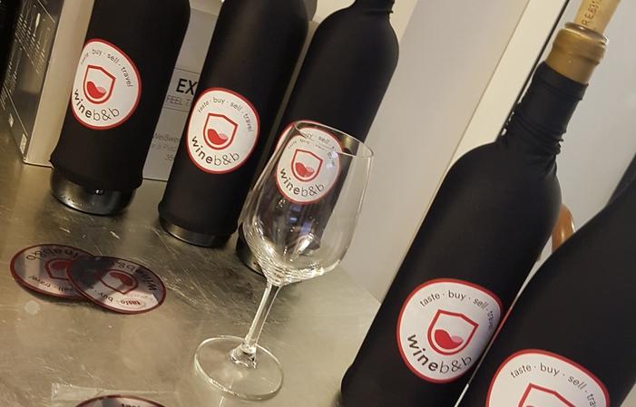 Le vin déconfiné à l'aveugle by winebnb 84,00€