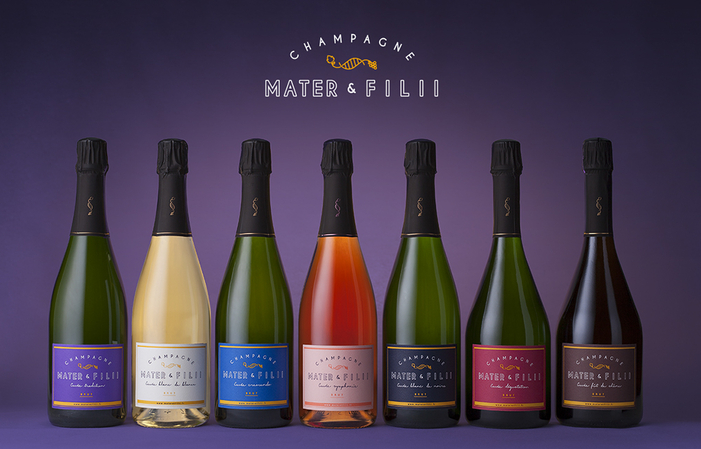 Champagnes Mater & Filii 25,00€