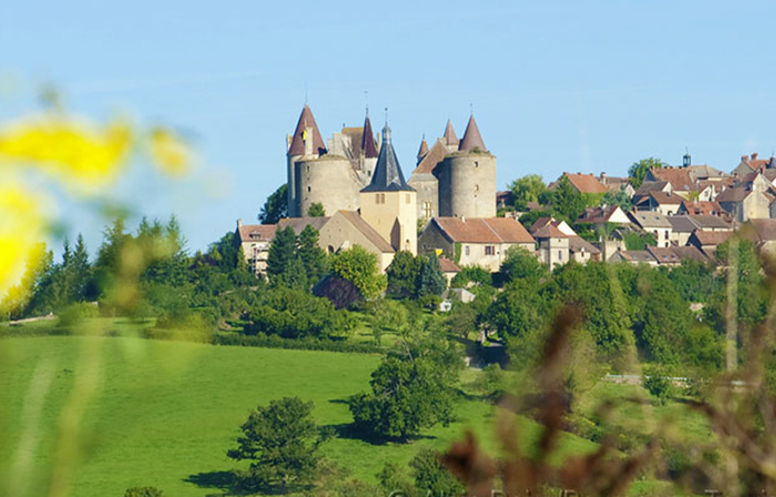 Visite itinérante Bourgogne au départ de Paris 360,00€