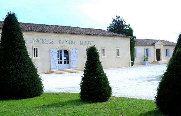 Visite Vignobles Daniel Mouty 15,00€