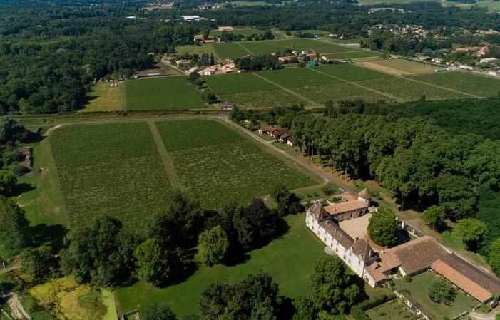 Visite Château  D'Eyran 7,00€