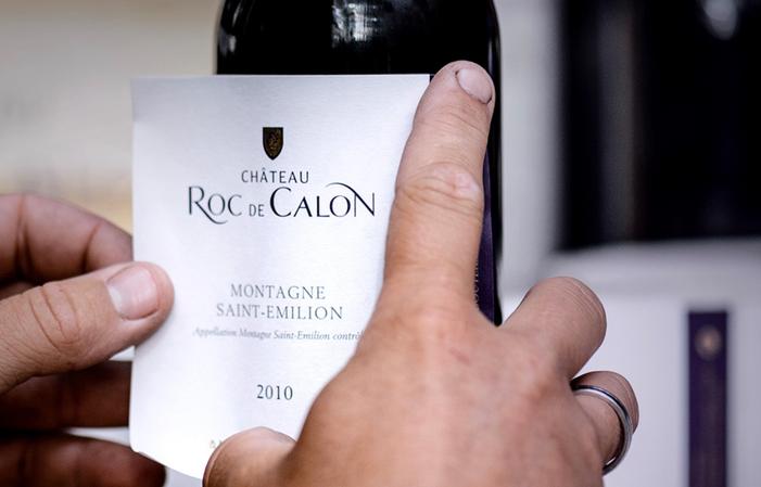 Visite et Dégustation au Château Roc de Calon 1,00€