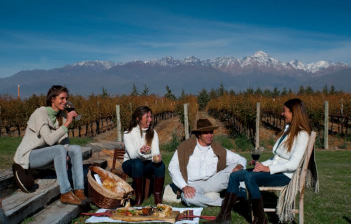 Visite de Mendoza Vineyards 5,00€
