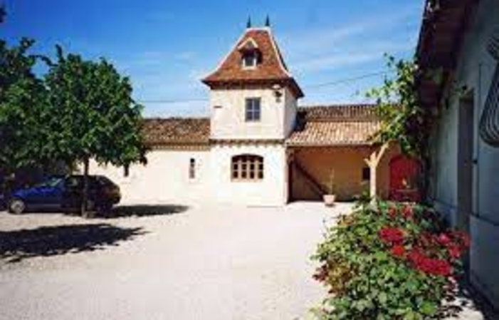 Visite Du Château Tour Haut Caussan 1,00€