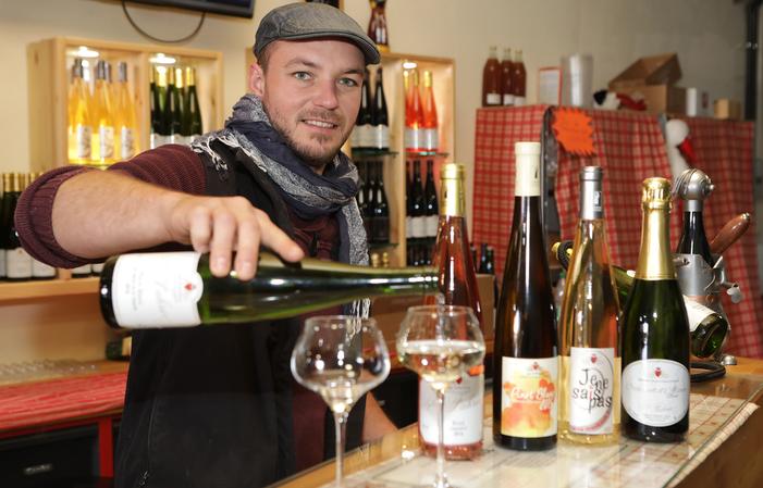 Dégustation chez un Vigneron Alsacien 6,00€