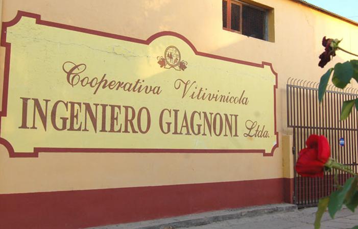 Visite Bodega Giagnoni 5,00€