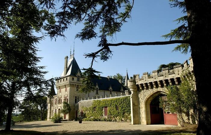 Visite PRIVEE et dégustation Chateau de Pressac, Saint Emilion Grand Cru Classé 75,00€