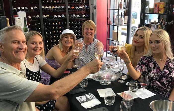Dégustation de vin chez Paris Divin cave à vin 29€