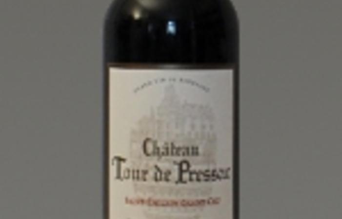 Visite/Dégustation Château de Pressac 13€