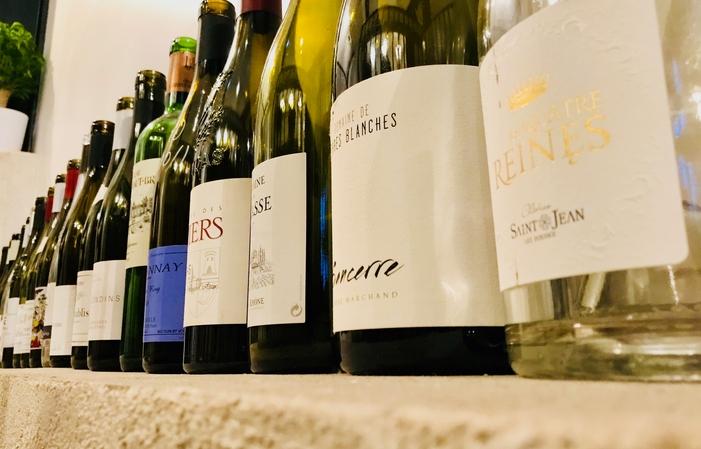 Initiation au yoga et à la dégustation de vins bio 45€