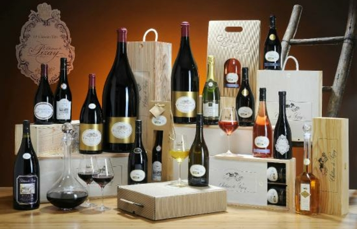 I nostri vini - Castello di Pizay 9,00€