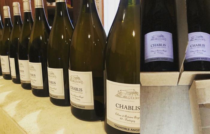 Si prega di trovare la nostra offerta di vino ANGST Vineyard in vendita diretta 72,00€
