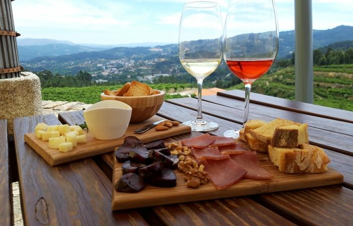 Visita Quinta de Santa Cristina 15,00€