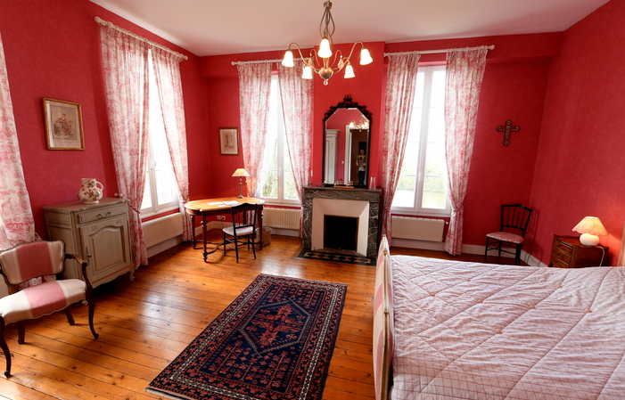 The House of Tournefeuille: the Pink Room  €150.00