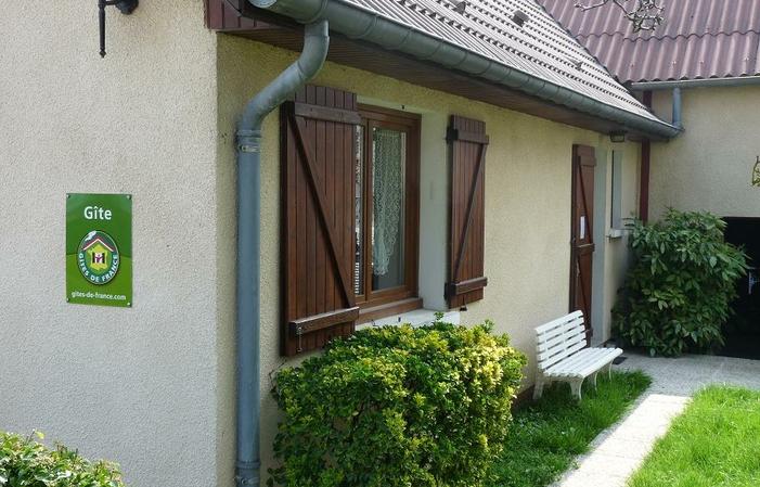 Gite le Village Vindey 50,00€