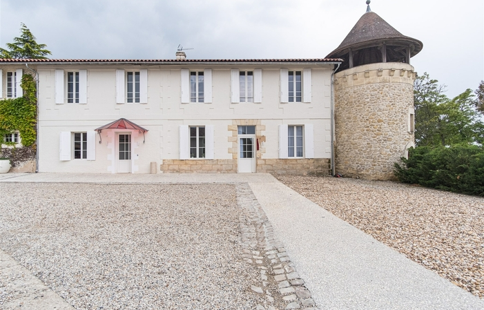 Chambres d'hôtes du Château de Seguin 129,00€