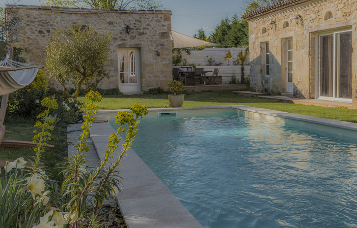 Demeure 5 étoiles - piscine/spa/sauna 100% privés 290,00€