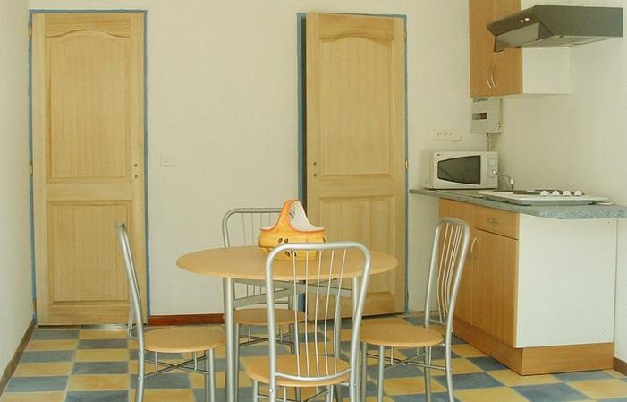 Vents du Sud: logements de 35m² jusqu' 5 pers 57,00€