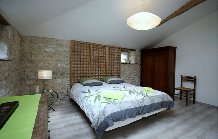Chambre d'hôte au Château Belles Filles 65,00€