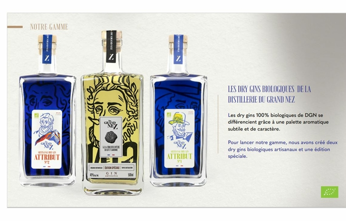 Direct Sale Distillery of the Grand Nose €38.00