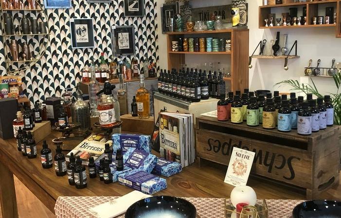 Direct sale of Thompson's spirits distillery €45.00