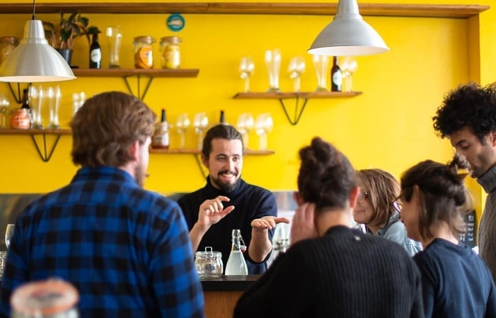 Masterclass making and tasting beers €20.00